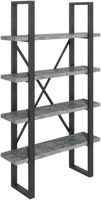 Studio Collection Shelf Unit - STONE EFFECT